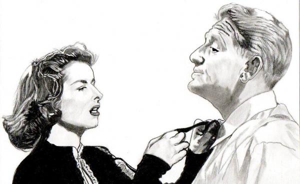 Katharine Hepburn, Spencer Tracy por paco311